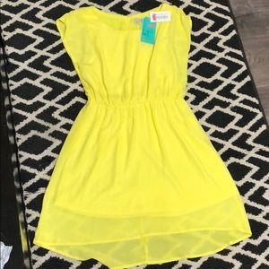 Super cute Yellow GB dress